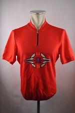 Vintage rueda bike Cycling camiseta Jersey maglia Bogner talla M bw53 r1