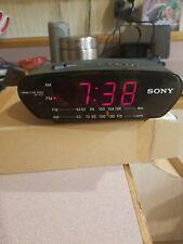 New ListingSony Icf-c211 Radio Alarm Clock Dream Machine Tested Working free shipping