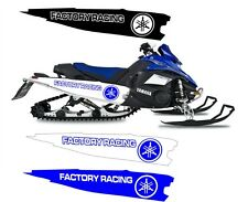 YAMAHA tunnel wrap graphics FX NYTRO APEX RTX XTX MTX  DECAL 2