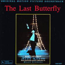 The Last Butterfly-1990  Original Movie Soundtrack CD