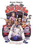 SIX PACK (DVD, 2006) - NEW RARE DVD
