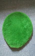 VTG NOS Unused Gay Tred Mills Inc Mint Green Toilet Seat Cover