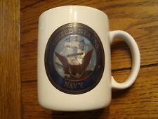 United States Navy Coffee Mug Cup - New old Stock