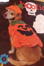 "BOOTIQUE Orange ""PUMPKIN PATCH PUP"" Costume  Puppy/Dog small"
