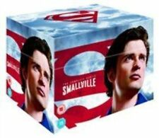 Smallville Seasons 1 to 10 UK DVD