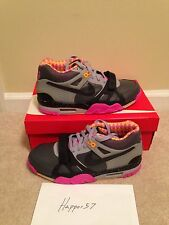 Nike Men's Air Trainer III PRM QS Size 9.5 NEW 682933 001 Bo Knows Horse Racing