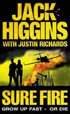 Sure Fire, Higgins, Jack, Good Book