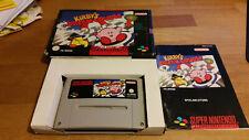 Kirbys Dream Course Super Nintendo SNES OVP PAL CIB Boxed