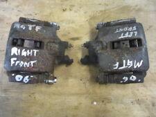 MG TF Mgf 120 135 paio di pinze freno anteriore & vettori SINISTRO E DESTRO