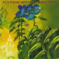 YES - FLY FROM HERE - RETURN TRIP (2018) Prog Rock CD+GIFT