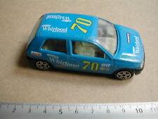 RENAULT CLIO BURAGO 1/43     MINIATURE CAR G490