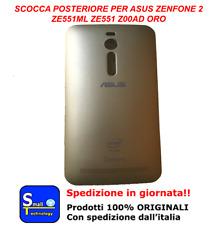 SCOCCA POSTERIORE ORIGINALE ASUS ZENFONE 2 ZE551ML ZE551 Z00AD BACK COVER ORO