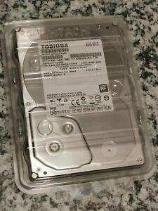 Toshiba 3TB SATA III Festplatte, Intern, 7200RPM, DT01ACA300