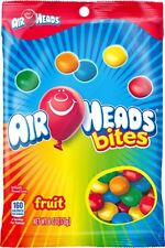 NEW SEALED AIRHEADS BITES FRUIT FLAVORED 6 OZ FREE WORLDWIDE SHIPPING