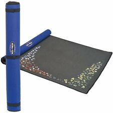 Improved Jigsaw Puzzle Roll Up-Easy to Store Foam Mat - Puzzle Mat Fits Jigsaws