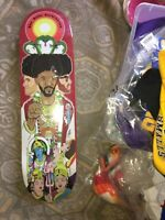 DELIC experience skateboard deck 🛹 🏃🏿 Sealed NEW 8.25