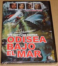 ODISEA BAJO EL MAR / THE NEPTUNE FACTOR - English Español - Precintada