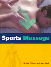 Sports Massage, Cash, Mel, Ylinen, Dr Jari, New Book