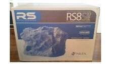 """Niles RS8SI PRO SANDSTONE 8"""" HD Outdoor 2-Way Rock Speaker New One Unit  (RS8SI)"""