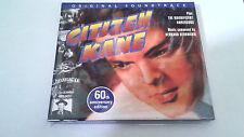 """OST """"CITIZEN KANE / THE MAGNIFICEN AMBERSON"""" CD 22 TRACK BERNARD HERMANN"""