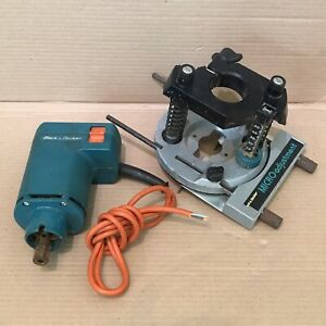 Black and Decker DN66 with Damaged Holder/Micro Adjuster - 240v - 480w