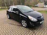 Vauxhall  Corsa  1.2 SXI  MOT until 16th December 2021 80,176 miles