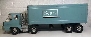 Vintage Ertl Sears Roebuck & Co Pressed Steel Toy Truck