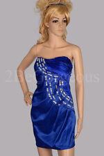 Petite V Neck Short/Mini Clubwear Dresses for Women