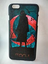 USA Seller Apple iphone 6 plus & 6S Plus Anime Phone case Naruto Uchiha Itachi