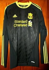 LIVERPOOL AUTHENTIC SHIRT JERSEY ADIDAS TECHFIT SOCCER PLAYER ISSUE FOOTBALL 3