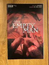 The Empty Man #1 Cover A (2014 Boom! Studios) Optioned Disney/Hulu 1st Print
