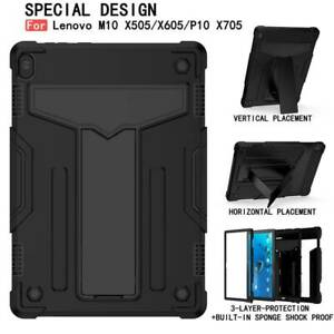 """Shockproof Hard Stand Case Cover For Lenovo Smart Tab M10 TB-X505F/X605F 10.1"""""""