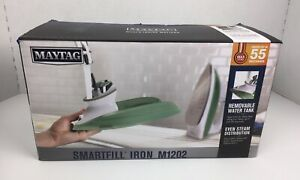 Maytag Digital Green SmartFill Iron and Steamer Model: M1202 ~ Brand New!