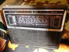 "General Electric ""10"" Multiband Receiver Radio P4970A Vintage Sw shortwave am/fm"
