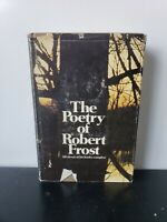 The Poetry of Robert Frost - All 11 Books Complete 1969 Edition HC DJ LIKE NEW!