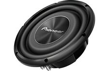 """Pioneer TS-A2500LS4 300 Watts RMS 10"""" Single 4 Ohm Shallow Mount Truck Subwoofer"""