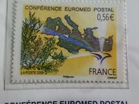 FRANCE 2009, timbre 4422, CONFERENCE EUROMED POSTAL, neuf** MNH STAMP