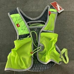 Ultraspire Spry 2.0 Lime Green Gray Youth Kids Size New Free Shipping