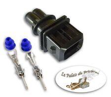 Connecteur Mâle compatible Bosch Type EV1 - 2 broches