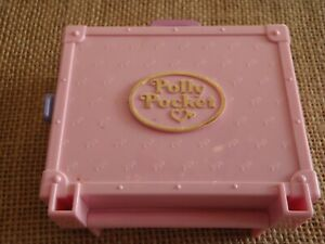 Vintage Polly Pocket Bluebird 1996 Polly in Paris Compact ONLY