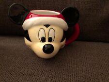 Disney Mickey Mouse Xmas Mug Brand New Christmas Gift