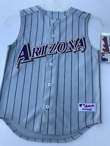 Arizona Diamondbacks Jersey Size S Youth Majestic USA