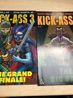 Kick Ass 3 # 2 & #8