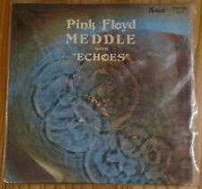 """PINK FLOYD - MEDDLE WITH """"ECHOES"""" - DIFFERENT COVER - ISRAELE - 1971 - SHVL 795"""