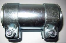 Auspuff Doppelschelle Rohrverbinder 60 x 125mm