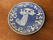 Royal Copenhagen Mother Day Plate 1972