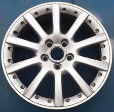 "ONE 17"" 05 06 07 08 09 10 VOLKSWAGEN JETTA FACTORY OEM WHEEL RIM 69820 TWO PIECE"