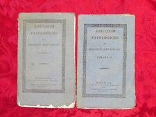 Libro Istituzioni Patologiche Francesco Luigi Fanzago Tradotte Luigi Michelotti