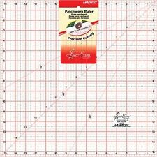 Tacony Corporation SewEasy Square Quilt Ruler - 094172