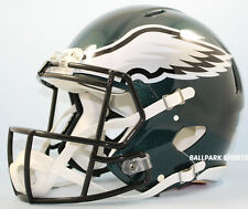 PHILADELPHIA EAGLES - Riddell Full-Size Speed Authentic Helmet